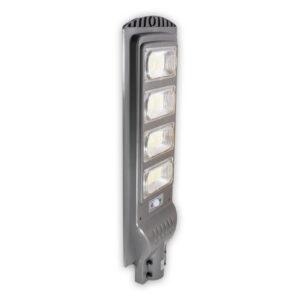 Lámpara LED 120 watts con panel solar para alumbrado público